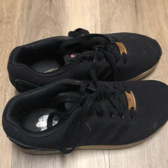 pretty nice 79c41 84125 Adidas flux black rose gold